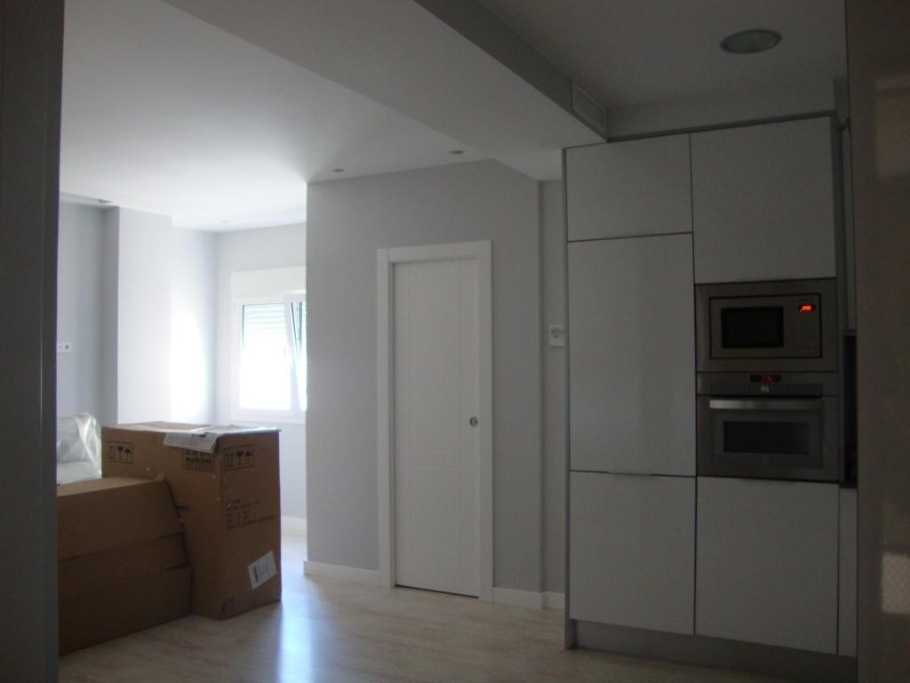 Rehabilitaci n completa mini apartamento reformas - Reformas integrales zaragoza ...