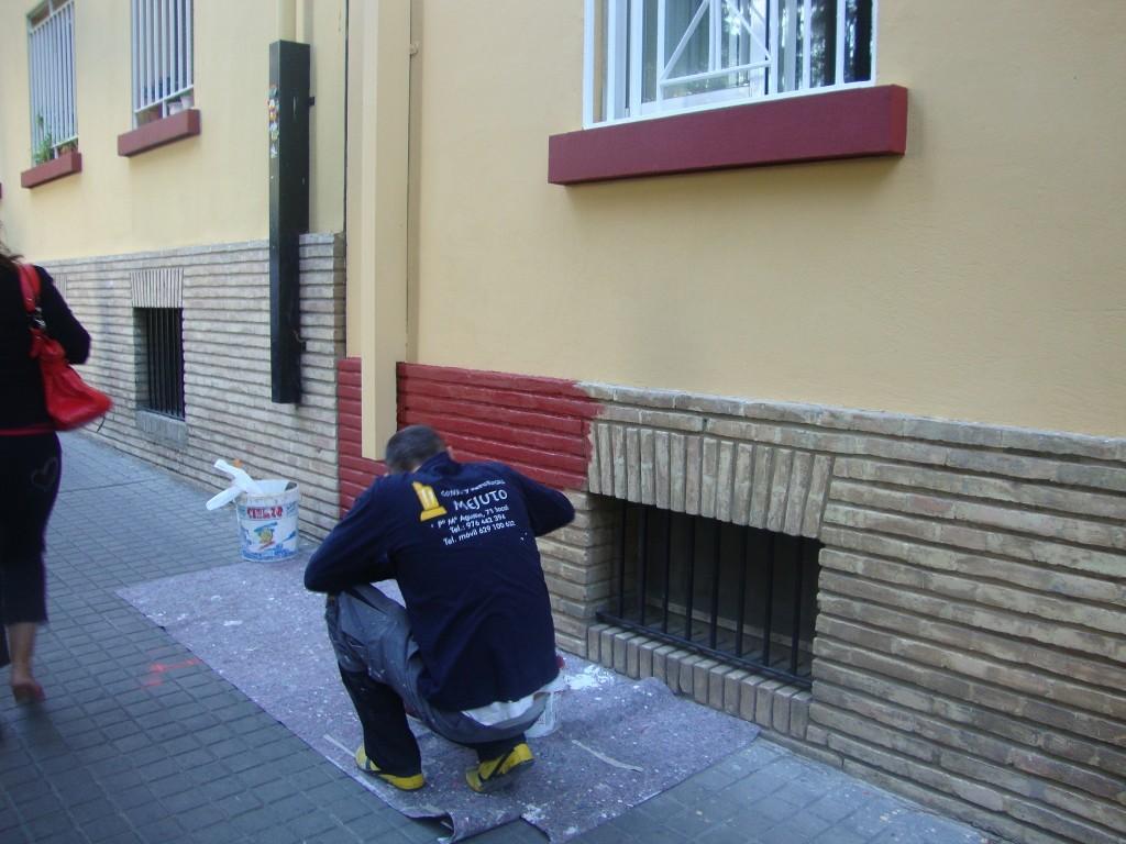 Renovación de fachada