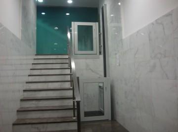 Instalación elevador